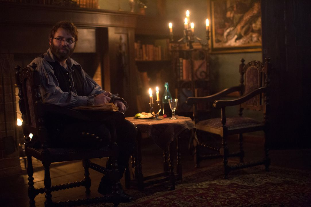 Wie wird Cotton (Seth Gabel) reagieren, wenn er erfährt, welche Pläne der Dunkle Lord wirklich mit ihm hat? - Bildquelle: 2016-2017 Fox and its related entities.  All rights reserved.
