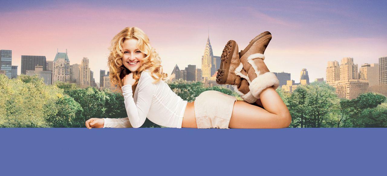 Helen (Kate Hudson), die junge und ambitionierte Assistentin einer Model-Agentur, genießt ihr Single-Party-Leben gerade in vollen Zügen, als sie p... - Bildquelle: Touchstone Pictures. All rights reserved