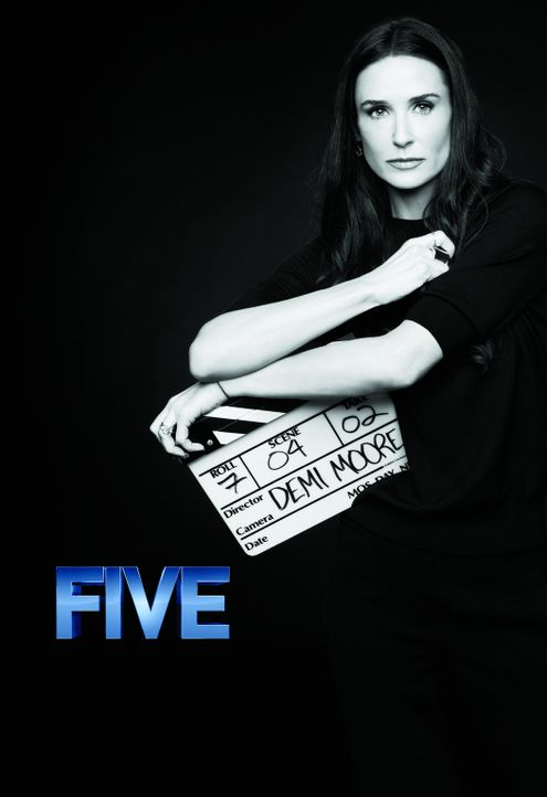 "In ""FIVE"" führte unter anderem Demi Moore Regie. - Bildquelle: 2011 Sony Pictures Television Inc. All Rights Reserved."