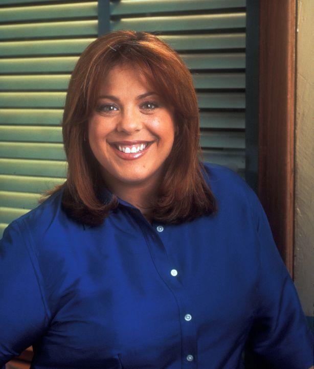 (2. Staffel) - Eine gute Freundin und Arbeitskollegin von Eds Schwarm Carol: Molly (Lesley Boone) ... - Bildquelle: TM &   Paramount