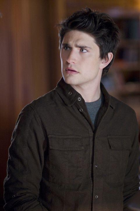 Als er erfährt, woher er kommt, ist er total baff: Kyle (Matt Dallas) ... - Bildquelle: TOUCHSTONE TELEVISION