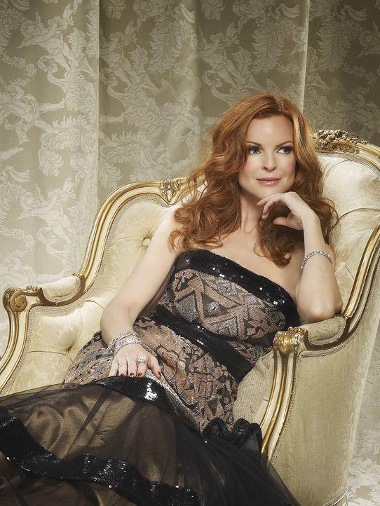 (6. Staffel) - Spielt die perfekte Hausfrau, doch hinter ihrer Fassade ereignen sich Dramen: Bree (Marcia Cross) ... - Bildquelle: ABC Studios