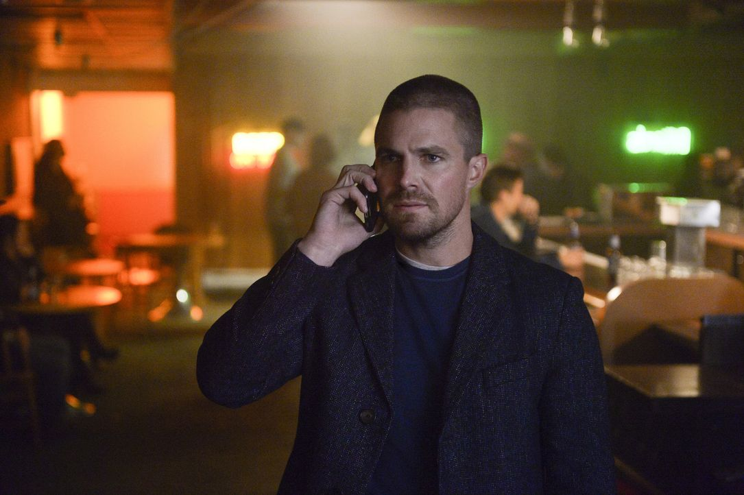 Oliver (Stephen Amell) - Bildquelle: Sergei Bachlakov 2018 The CW Network, LLC. All Rights Reserved.