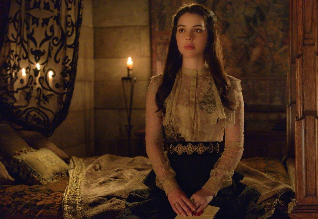 Wie weit würde Mary (Adelaide Kane) gehen, um ihr Leben zu retten? - Bildquelle: Ben Mark Holzberg 2016 The CW Network, LLC. All rights reserved.