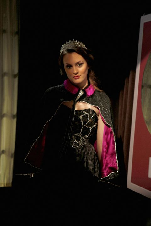 Blair (Leighton Meester) ist auch im wahren Leben die böse Königin. - Bildquelle: Warner Brothers