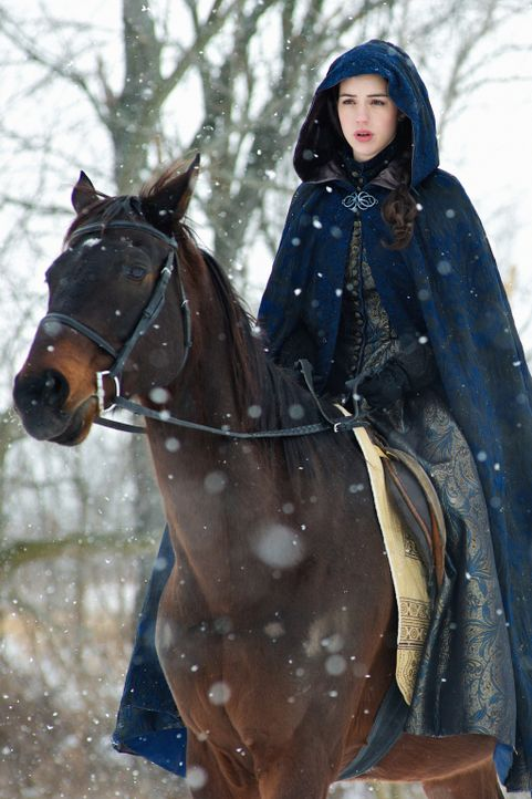 Der Plan steht: Mary (Adelaide Kane) möchte zusammen mit Condé nach Schottland zurückkehren ... - Bildquelle: Sven Frenzel 2014 The CW Network, LLC. All rights reserved.