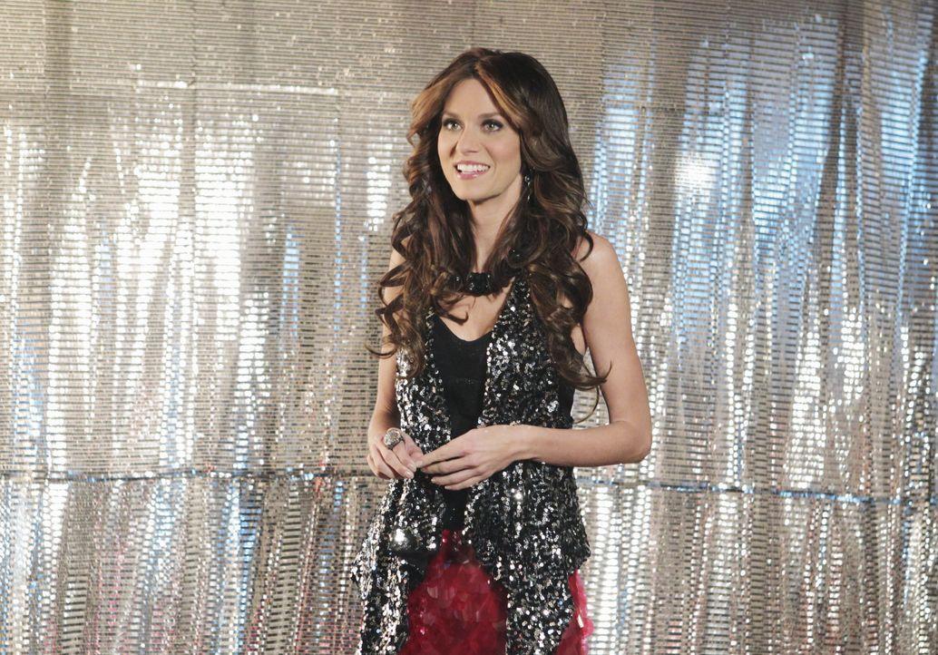Lebt in ihrer eigenen Welt: Reality-TV-Star Kay Cappuccio (Hilarie Burton) - Bildquelle: ABC Studios