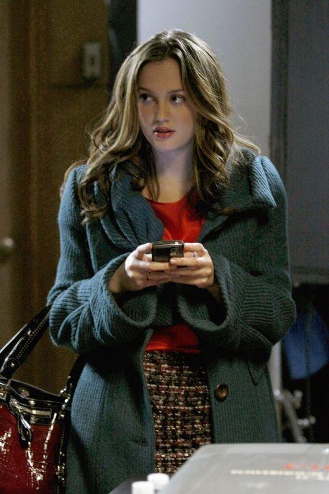Aus Rache an Miss Carr setzt Blair (Leighton Meester) ein Gerücht über sie in die Welt. Mit schwerwiegenden Folgen ... - Bildquelle: Warner Brothers