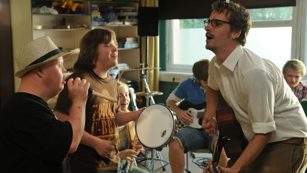 Die Mongolettes - Wir wollen rocken! - Bildquelle: Hardy Spitz SAT.1