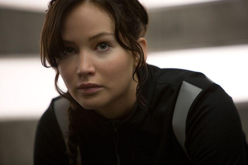 Jennifer Lawrence als Katniss Everdeen - Bildquelle: Studiocanal