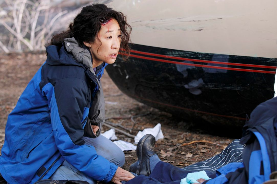 Kämpft ums Überleben ihrer Kollegen: Cristina (Sandra Oh) ... - Bildquelle: Touchstone Television