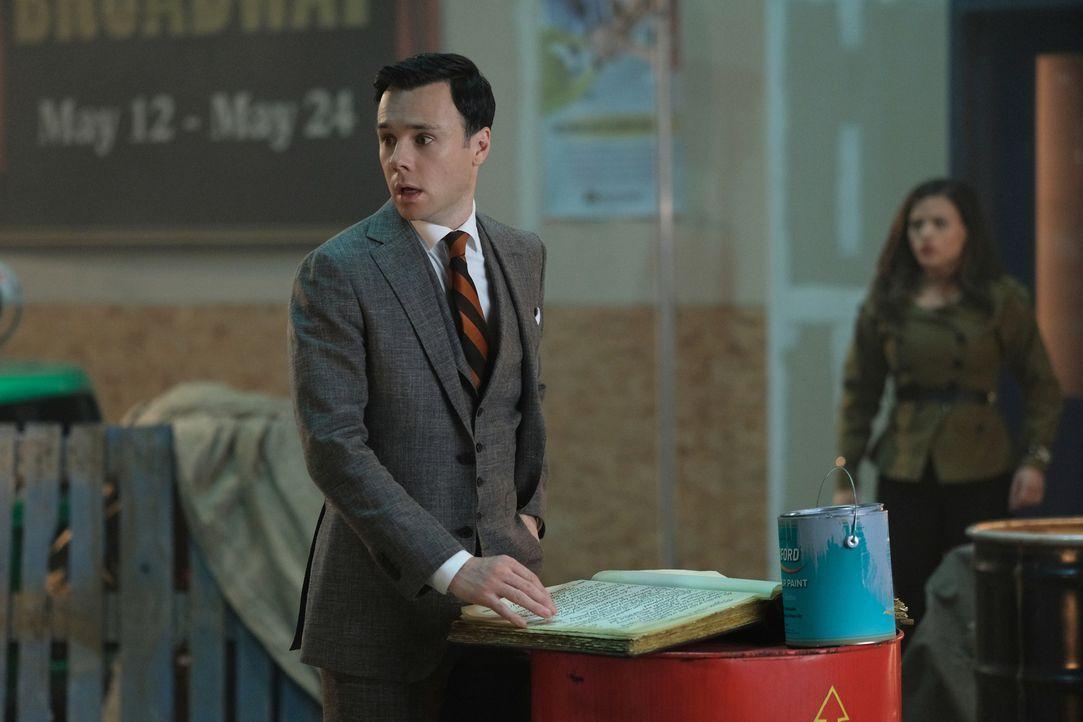Harry Greenwood (Rupert Evans) - Bildquelle: Robert Falconer 2018 The CW Network, LLC. All Rights Reserved.