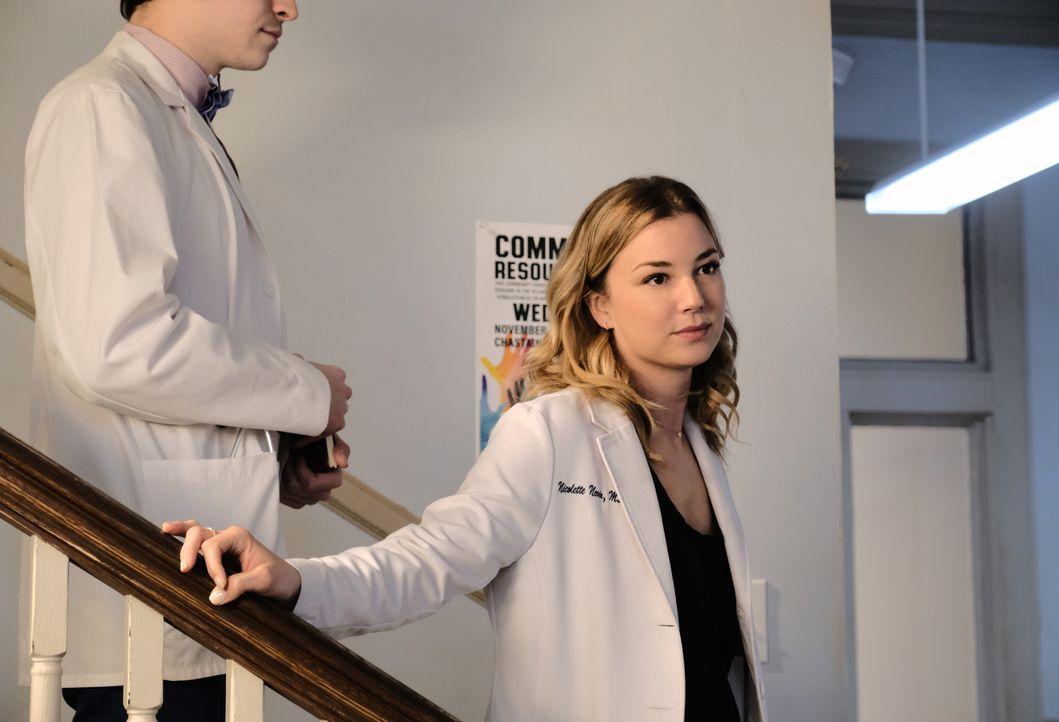 Nicolette Nevin (Emily VanCamp) - Bildquelle: 2018-2019 Twentieth Century Fox Film Corporation. All rights reserved.