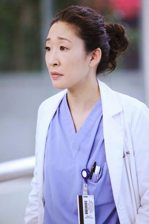 Dr. Terry Altman verweigert Cristina (Sandra Oh) die Teilnahme an Operationen ... - Bildquelle: Touchstone Television