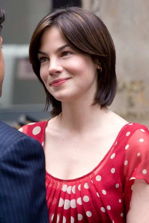 Kaum auf Geschäftsreise im rauen Schottland, verliert die Städterin Hannah (Michelle Monaghan) auch schon ihr Herz an einen reichen Naturburschen ..... - Bildquelle: 2008 Columbia Pictures Industries, Inc. and Beverly Blvd LLC. All Rights Reserved.