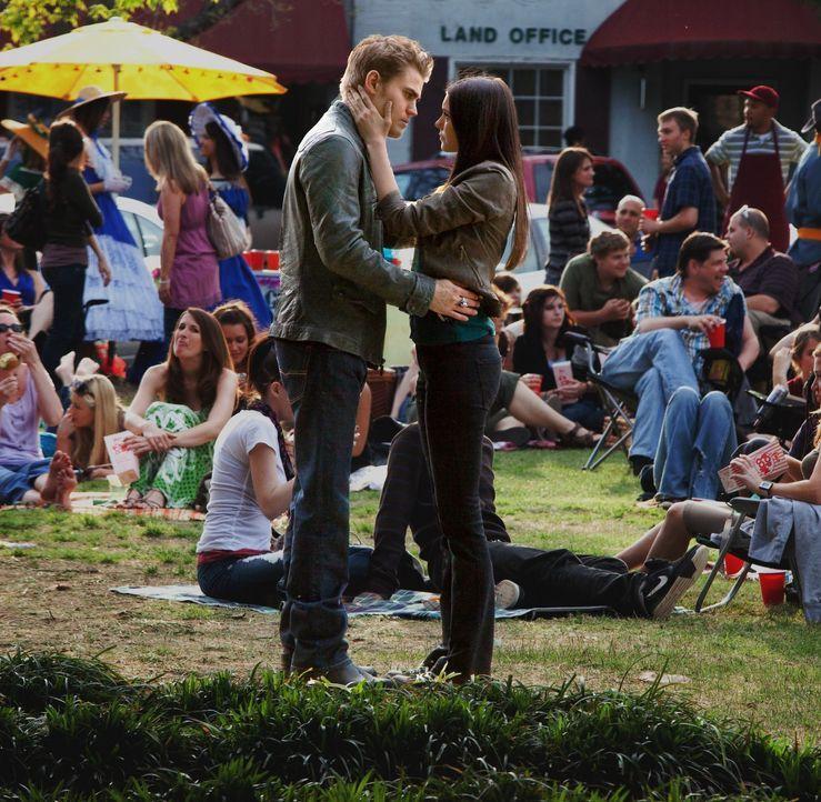 Ihre Liebe ist ehrlich!  - Bildquelle: Warner Bros. Entertainment Inc.