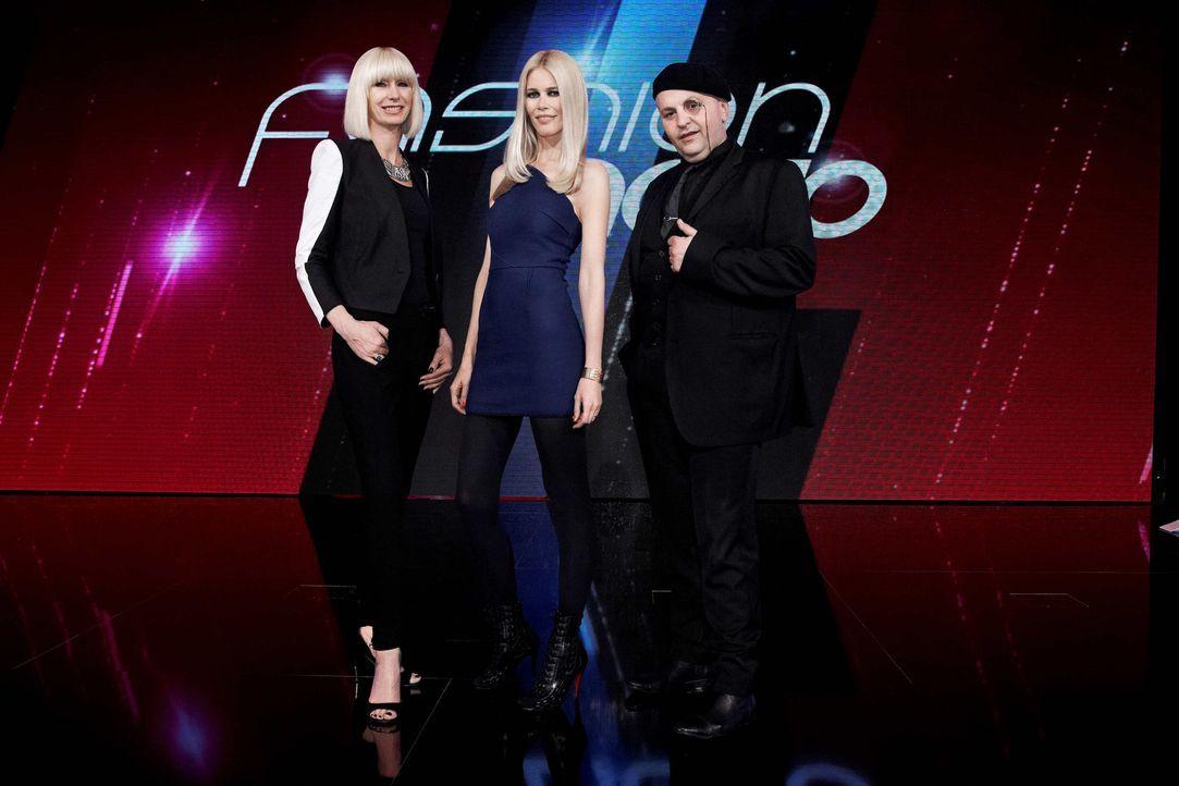 """Bei """"Fashion Hero"""" treten die talentiertesten Designer Deutschlands an, um ihre Mode im großen Stil zu platzieren und die Must-Haves der nächsten... - Bildquelle: Richard Hübner ProSieben"""
