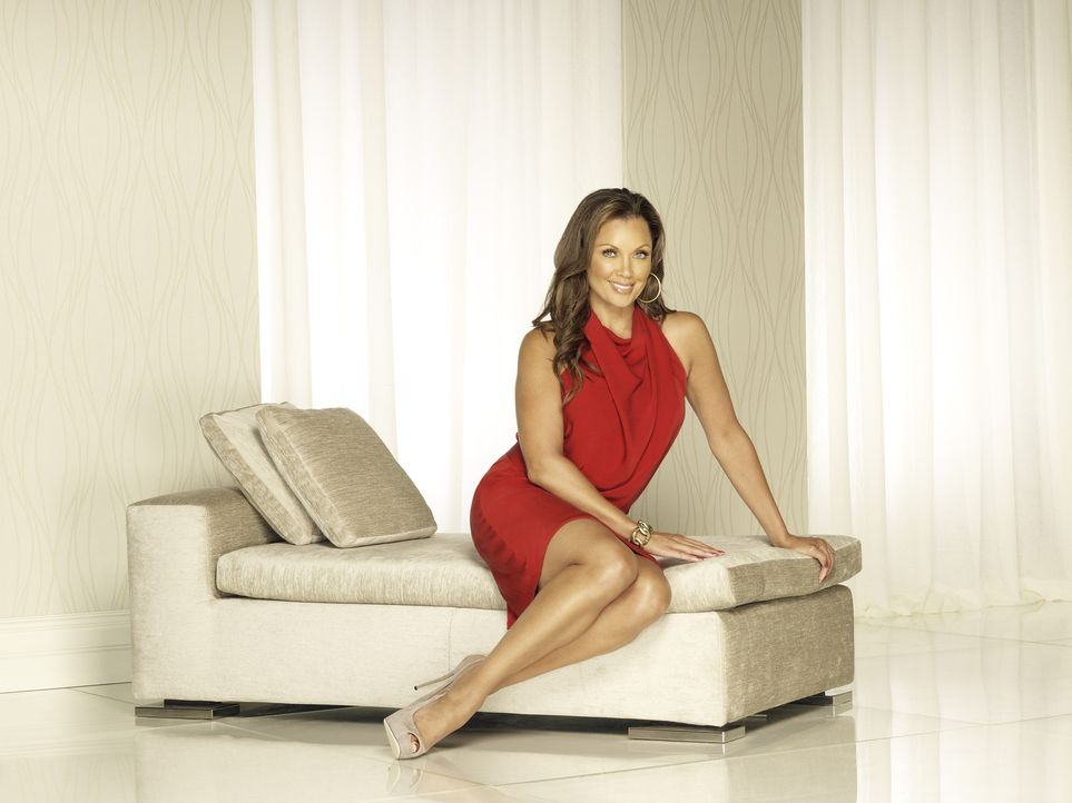 (7. Staffel) - Neu in der Wisteria Lane: Renee Perry (Vanessa Williams) ... - Bildquelle: ABC Studios