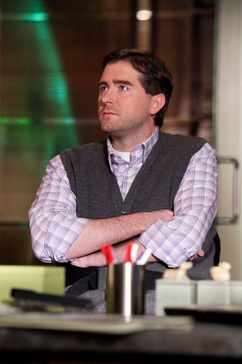 Will sein Leben mit Naomi verbringen: Fife (Michael Patrick Thornton) ... - Bildquelle: ABC Studios