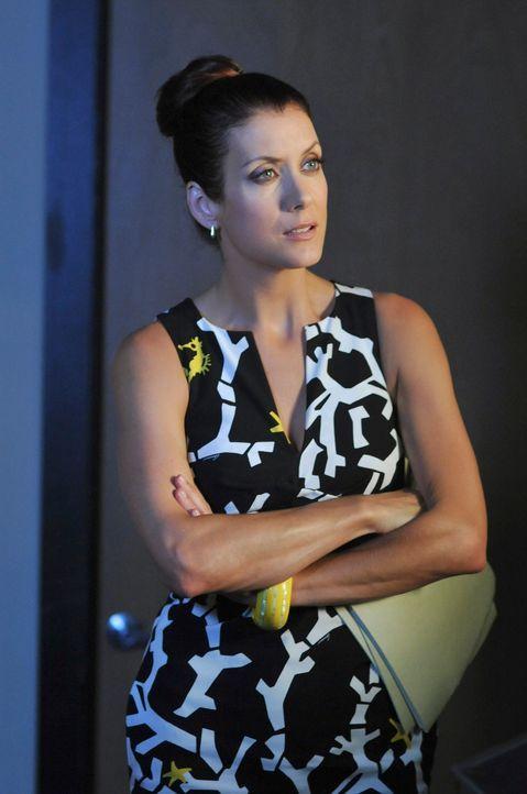 Addison (Kate Walsh) behandelt zwei schwangere Frauen, die unwissentlich eine Gemeinsamkeit haben ... - Bildquelle: ABC Studios