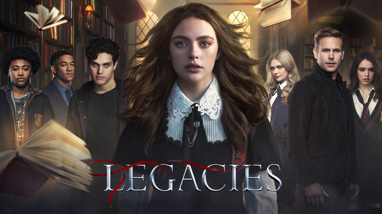 (1. Staffel) - Legacies - Artwork - Bildquelle: Warner Bros.