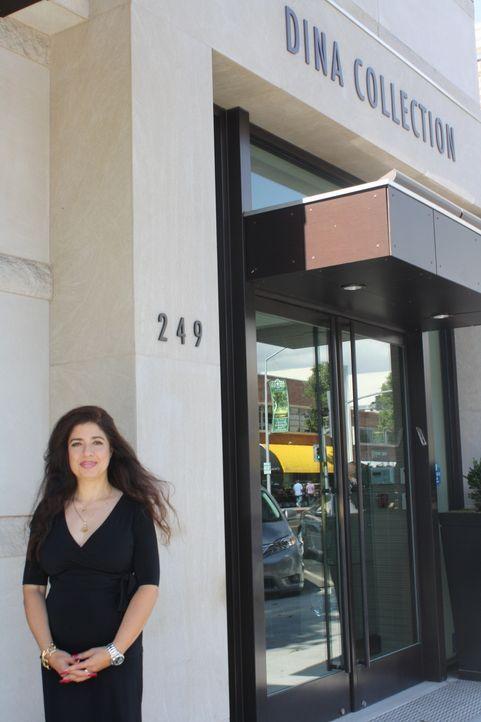 Dominique bietet den Kunden exklusive Stücke aus dem Besitz von Hollywood-Stars und Superreichen an. - Bildquelle: Asylum