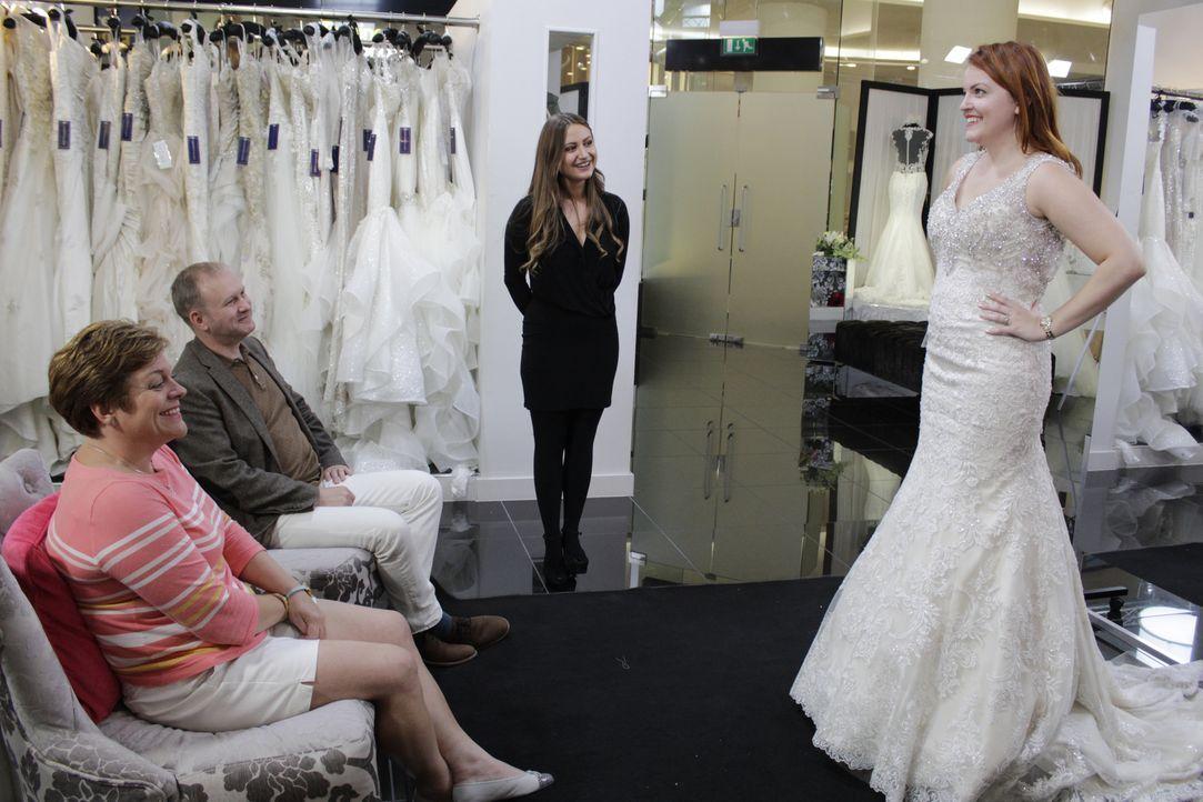 Die glamouröse Braut Danielle tritt zum zweiten Mal vor den Altar. Die erste... - Bildquelle: TLC & Discovery Communications