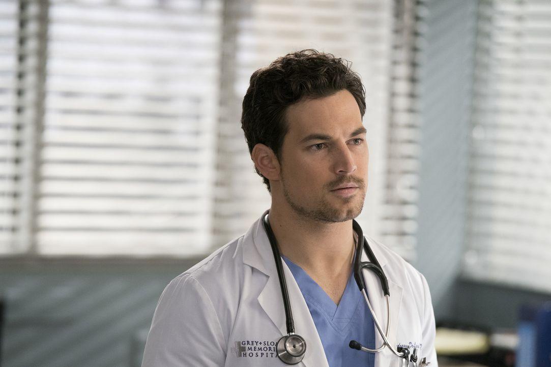 Dr. Andrew DeLuca (Giacomo Gianniotti) - Bildquelle: Mitch Haaseth ABC Studios / Mitch Haaseth