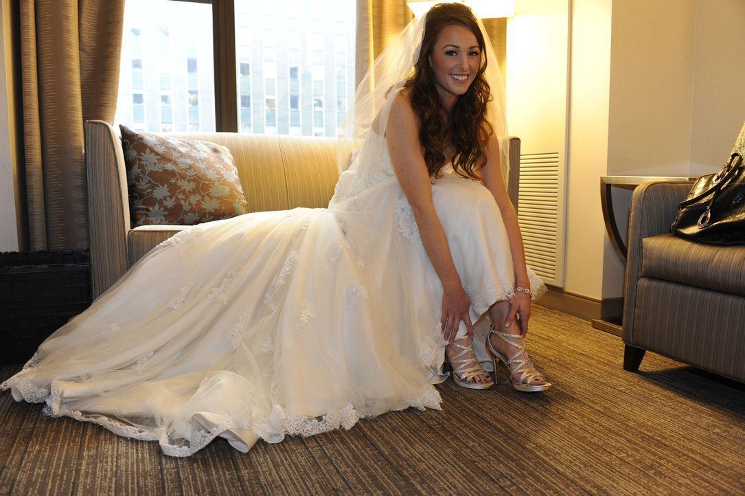 Noch freut sich Jamie auf die bevorstehende Hochzeit ... - Bildquelle: A+E Networks