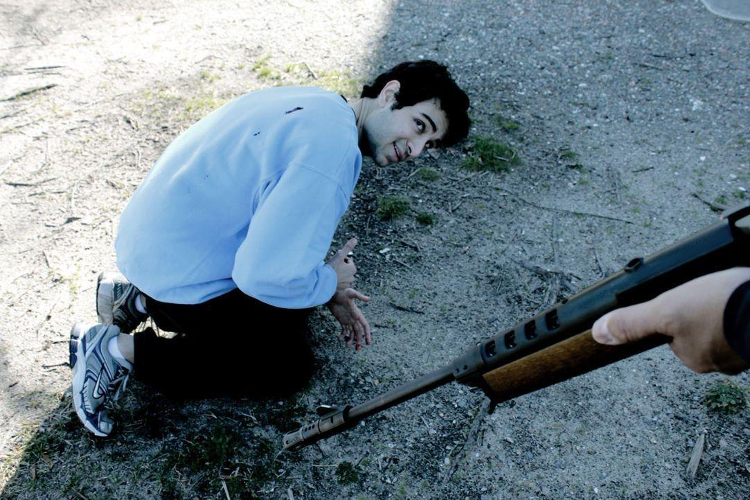 Wird die Polizei Mitchell Sims aufhalten können, bevor er weitere unschuldige Menschen umbringen kann? - Bildquelle: M2 Pictures