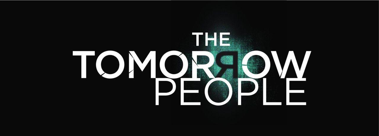 Tomorrow People - Logo - Bildquelle: Warner Bros. Entertainment, Inc.