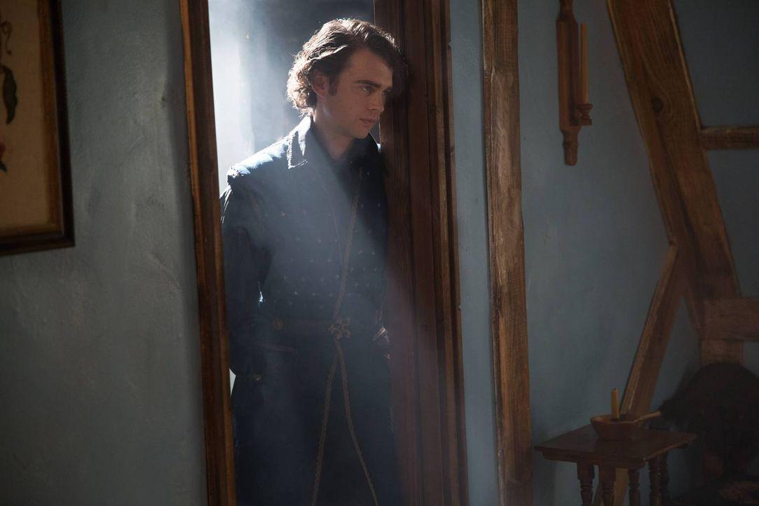 Sebastian (Joe Doyle) macht eine Beobachtung, die seine Einstellung Mary gegenüber verändern könnte ... - Bildquelle: 2015 Fox and its related entities. All rights reserved.