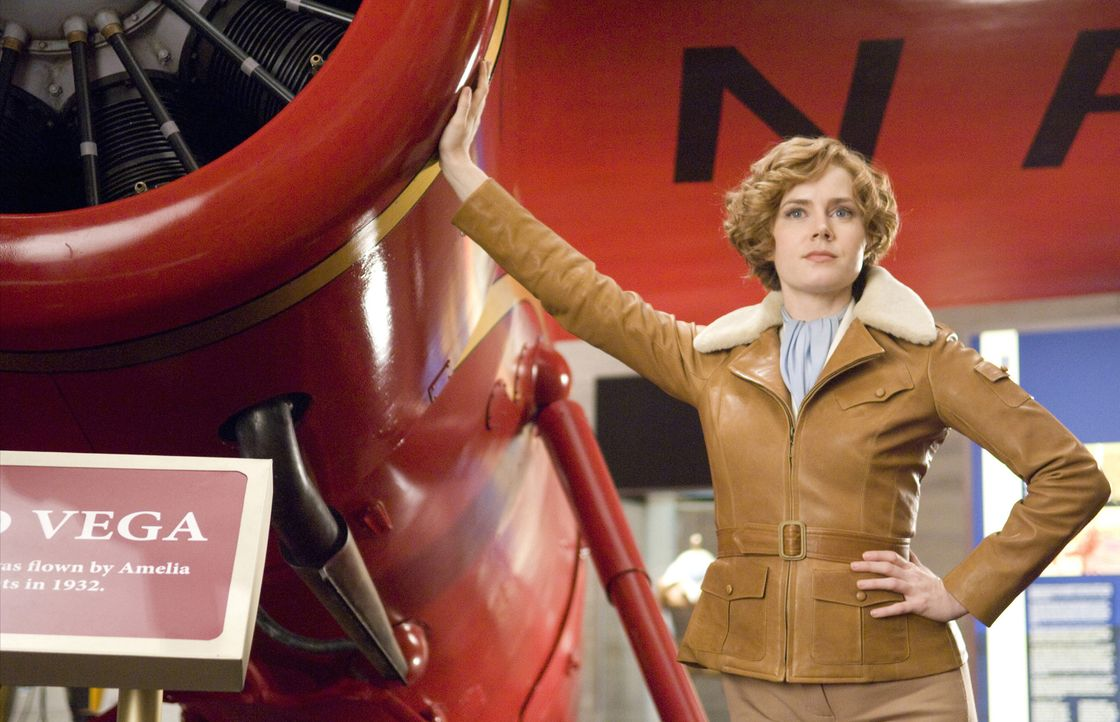 Amelia Earhart (Amy Adams) - Bildquelle: Doane Gregory 2009 Twentieth Century Fox Film Corporation. All rights reserved. Not for sale or duplication. / Doane Gregory