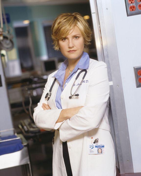 (8. Staffel) - Dr. Susan Lewis (Sherry Stringfield) ist wieder zurück im County General. - Bildquelle: TM+  WARNER BROS.