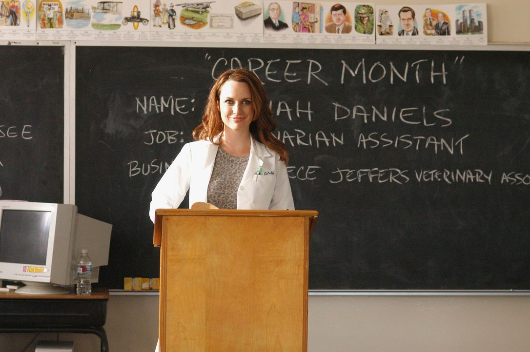 Tatsächlich schafft es Christine Cataldo (Julie Ann Emery) problemlos, sich in den Vordergrund zu stellen ... - Bildquelle: ABC Studios
