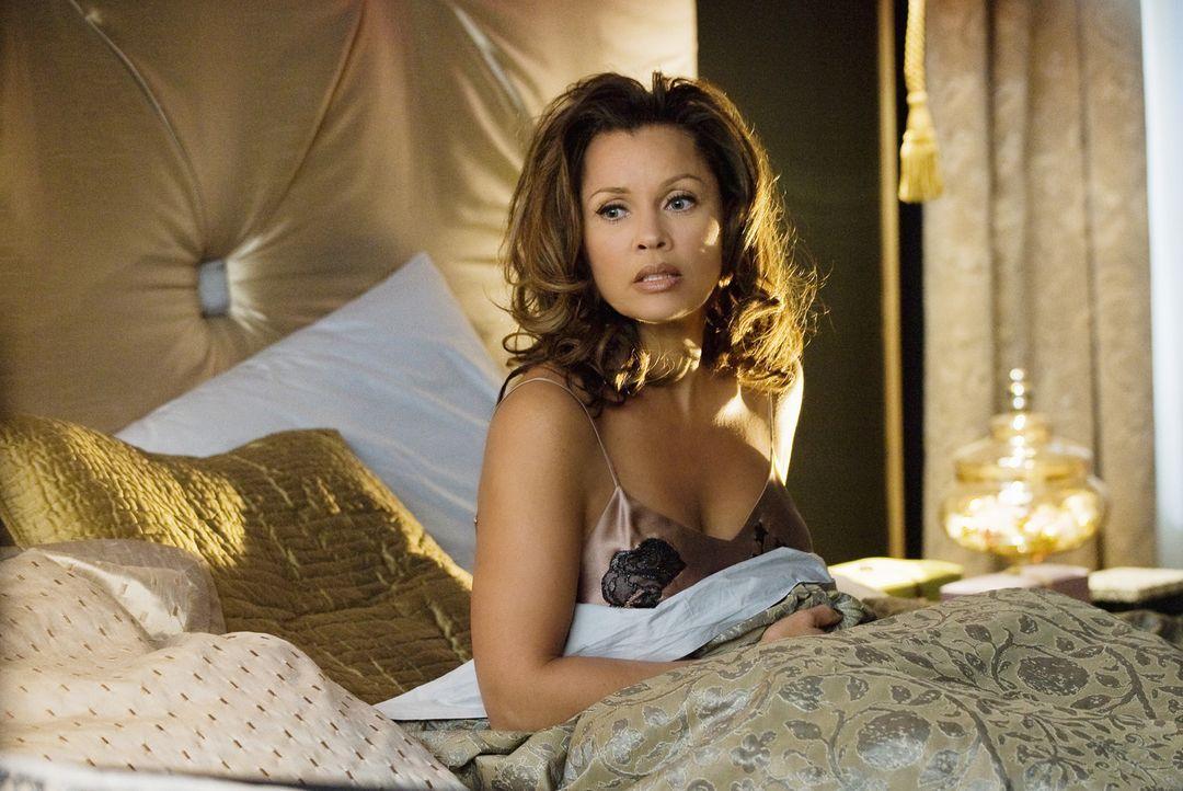 Muss auf den täglichen Champagner und Kaviar verzichten: Wilhelmina (Vanessa Williams) ... - Bildquelle: 2008   ABC Studios