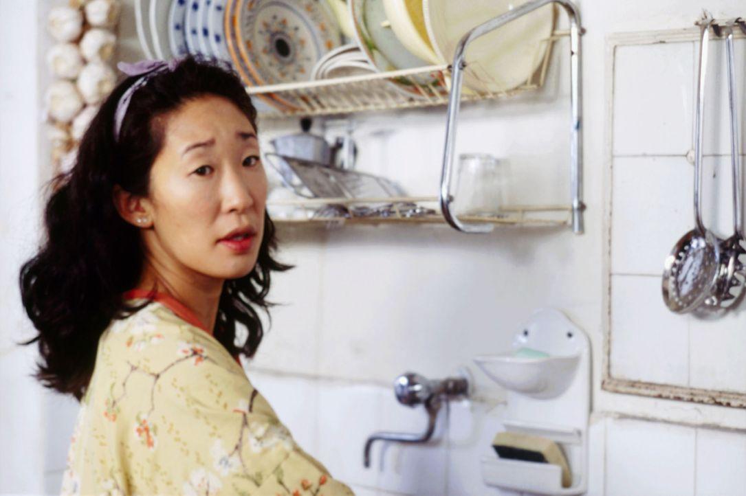 Patti (Sandra Oh) macht sich ernsthafte Sorgen um ihre beste Freundin Frances ... - Bildquelle: Buena Vista International Inc.