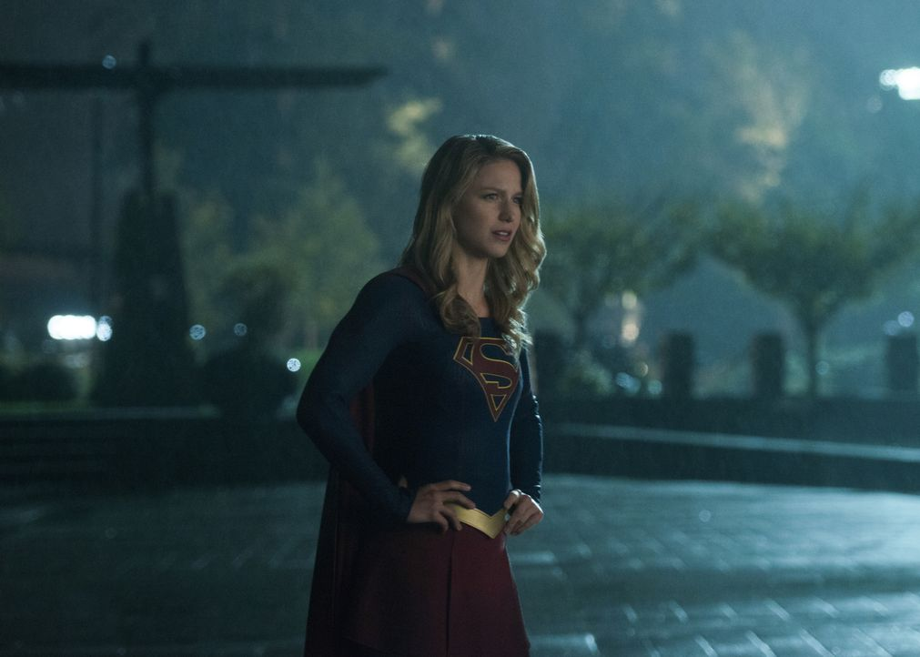 Supergirl alias Kara Danvers (Melissa Benoist) - Bildquelle: Diyah Pera 2018 The CW Network, LLC. All Rights Reserved.
