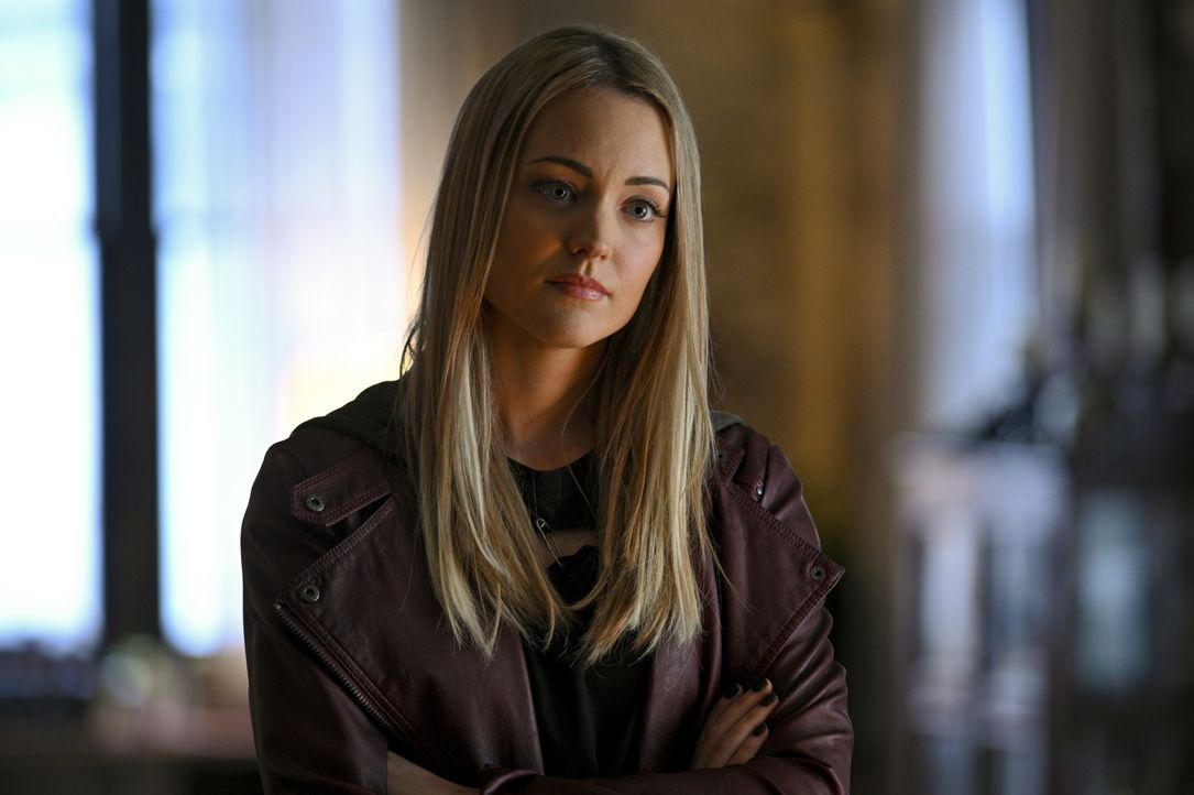 Julia Pennyworth (Christina Wolfe) - Bildquelle: 2020 The CW Network, LLC. All rights reserved.