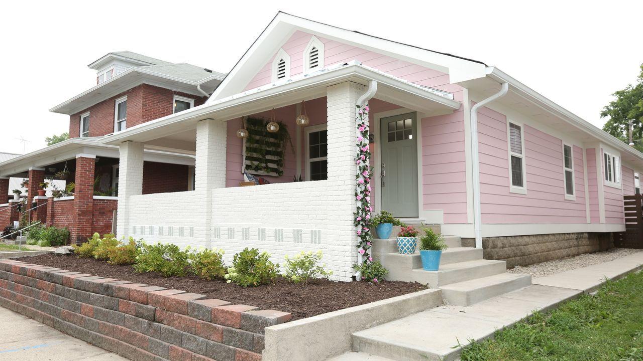Das kleine rosa Haus Makeover - Bildquelle: 2018, Scripps Networks, LLC. All Rights Reserved.