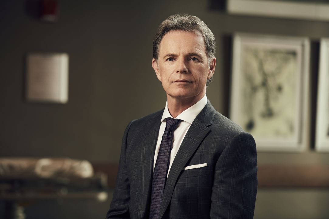 Dr. Bell (Bruce Greenwood) - Bildquelle: 2018 Fox and its related entities.  All rights reserved.