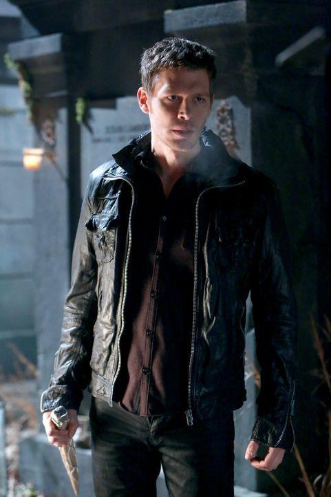 Klaus will Rebekah und Marcel töten - Bildquelle: Warner Bros. Entertainment Inc.