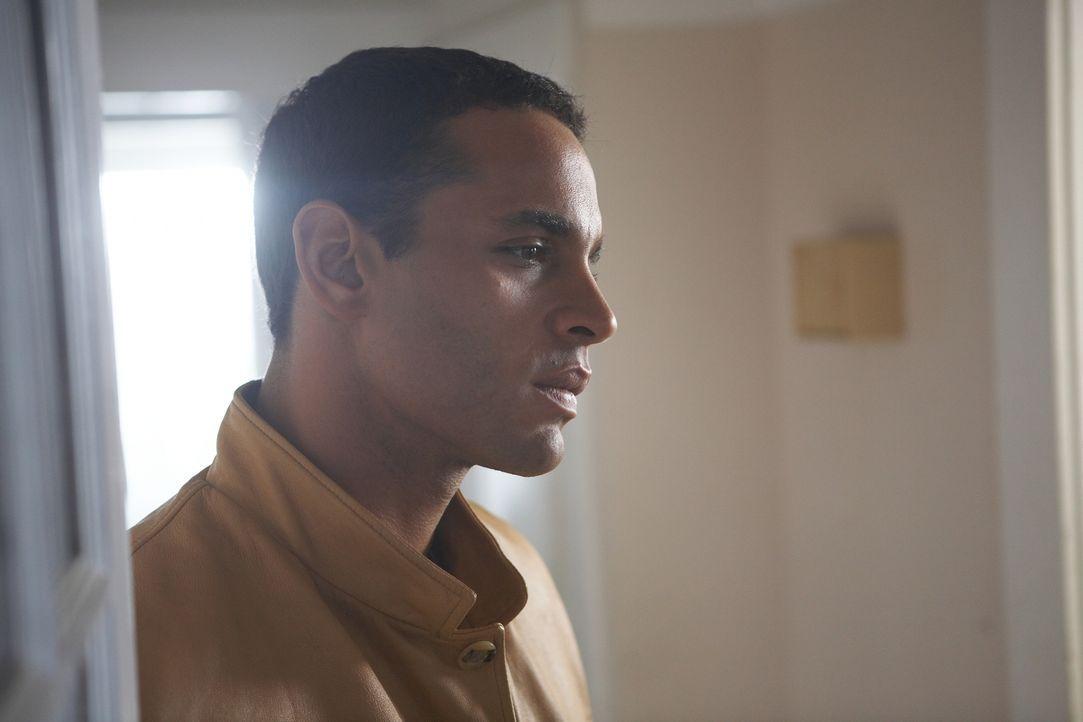 Hat schon bald Scotland Yard, das FBI, den Heimatschutz und auch die Mafia am Hals: Polizei-Ermittler Win Garano (Daniel Sunjata) ... - Bildquelle: ONCE UPON A TIME FILMS, LTD. ALL RIGHTS RESERVED.