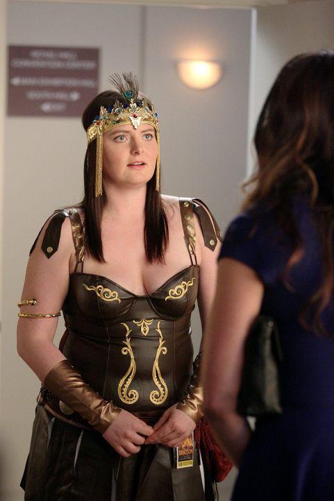 Wird auf der Fantasy Convention bitter enttäuscht: Marika (Lauren Ash) ... - Bildquelle: Warner Brothers