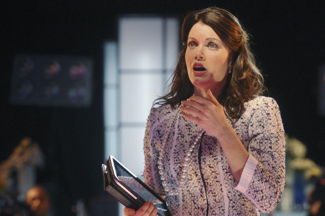 Eine grausame Entdeckung bringt Candace Ford (Bellamy Young) aus der Fassung ... - Bildquelle: ABC Studios