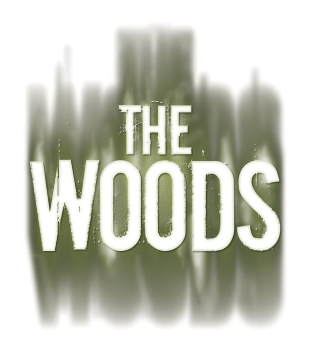 """THE WOODS"" - Logo - Bildquelle: Copyright   2006 Cinegreen Internationale Filmproduktionsgesellschaft mbH & Co. 1 Beteiligungs KG. All Rights Reserved."