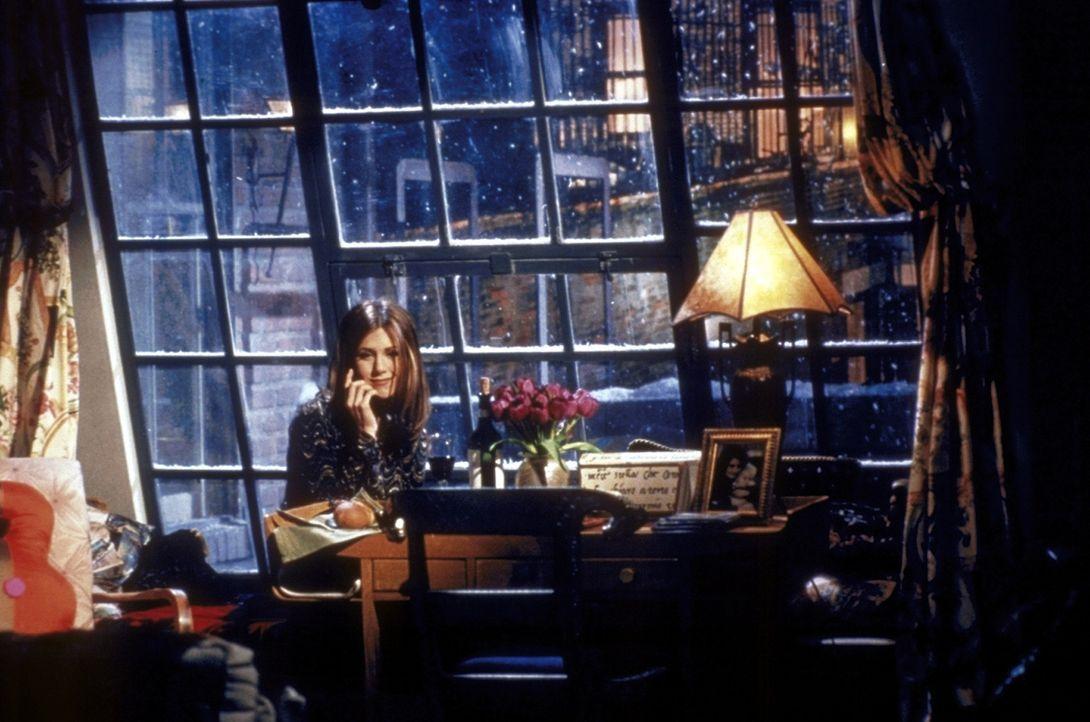 Rachel (Jennifer Aniston) will eine Beziehungspause einlegen, um sich in aller Ruhe entscheiden zu können ... - Bildquelle: TM+  2000 WARNER BROS.