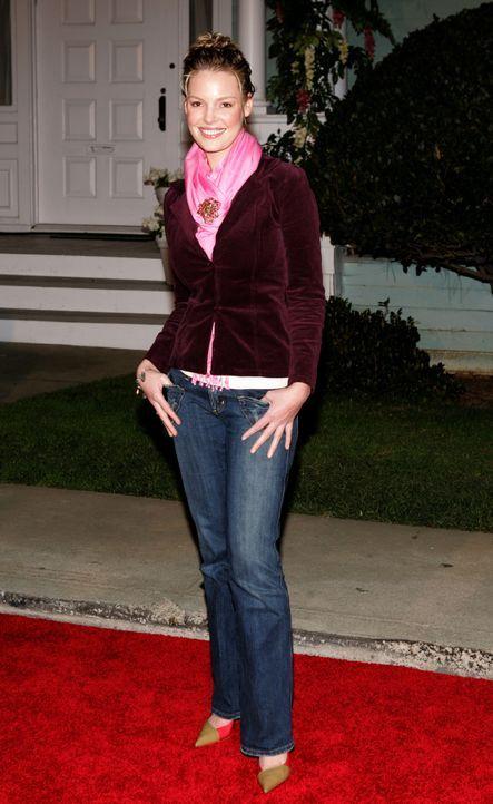 Katherine Heigl 2004 - Bildquelle: VINCE BUCCI AFP