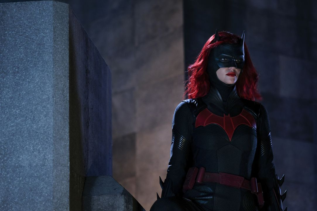 Batwoman (Ruby Rose) - Bildquelle: Robert Falconer 2019 The CW Network, LLC. All rights reserved. / Robert Falconer