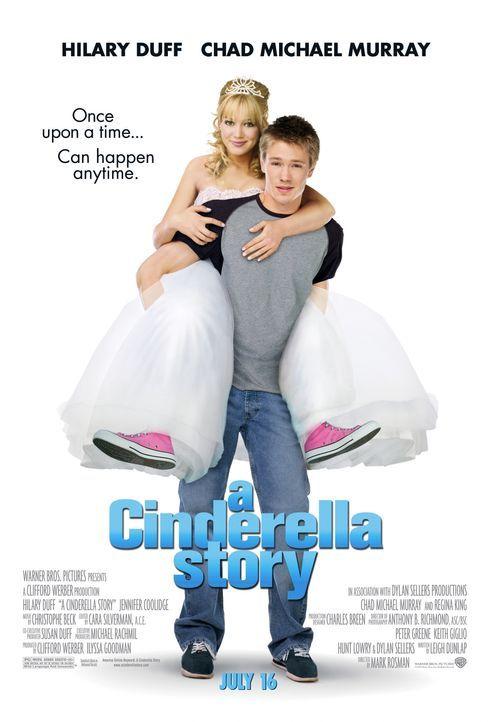 """""""CINDERELLA STORY"""" - Plakatmotiv - Bildquelle: Warner Bros."""